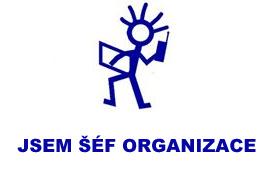 jsem šéf organizace