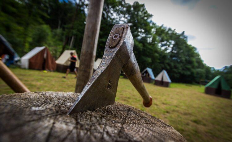 Kurz hlavních vedoucích letních táborů