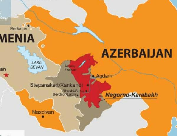 ONLINE: Válka o Náhorní Karabach (Markéta Kutilová)