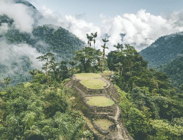 ONLINE: Pěšky džunglí do Ztraceného města (KOLUMBIE)