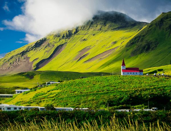 ONLINE: Island nalehko (Míša Hrdá)