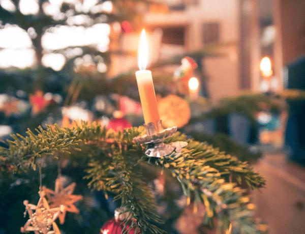 Staročeský vánoční stromeček
