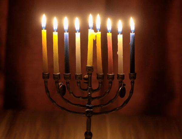Židovské svátky v době vánoční – Chanuka
