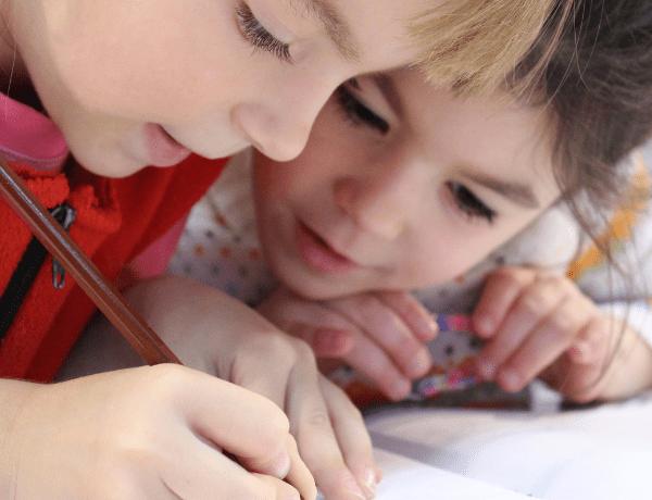 Jak to ve škole vypadá, aby děti mohly Začít spolu?