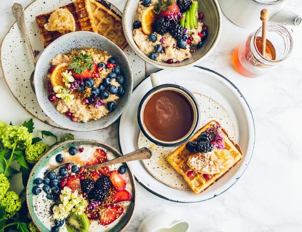 Férová snídaně v Pelhřimově 2021