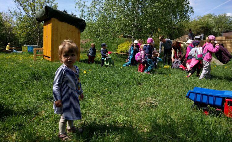 Chaloupky otevírají lesní mateřskou školu