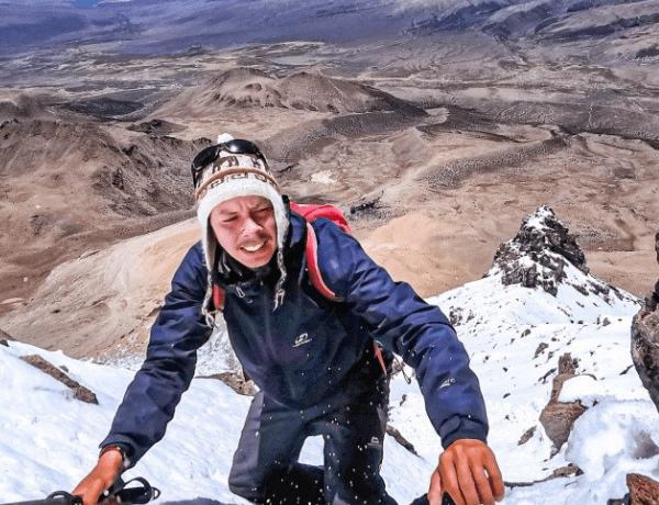 ONLINE: 2500 km pěšky Bolívií (Jan Rendl, Honza na cestě)