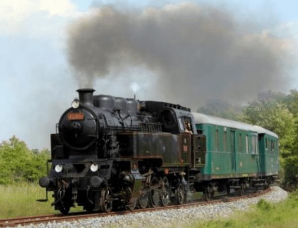 150 let železnice v Chotěboři