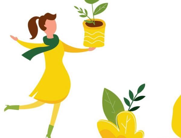 Společně zkrášlíme zahradu na Hrubínce