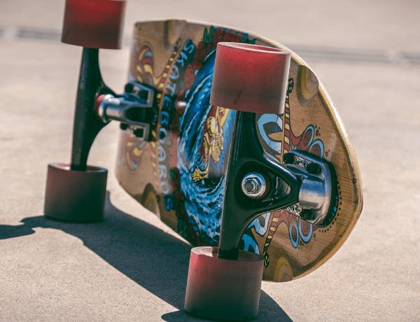 Skateboarding workshop s Hodinou H